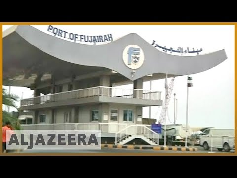 🇦🇪 🇸🇦Two Saudi oil tankers among 'sabotaged' ships off UAE coast | Al Jazeera English