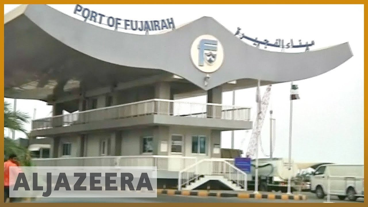 🇦🇪 🇸🇦Two Saudi oil tankers among 'sabotaged' ships off UAE coast   Al  Jazeera English