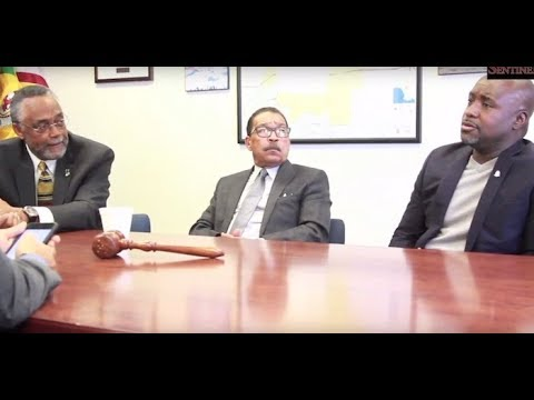 Black L.A. City Councilmen United: Herb Wesson, Curren Price and Marqueece Harris - Dawson (Part 5)