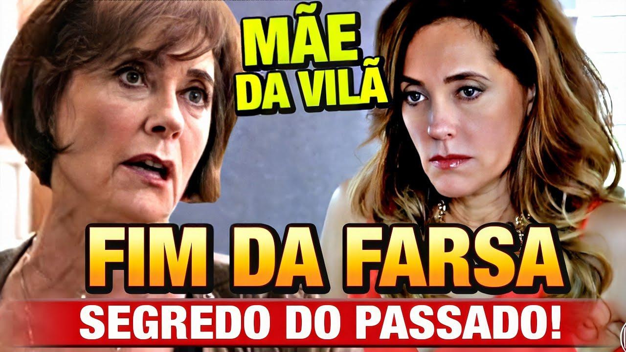 FINA ESTAMPA - Mãe de Tereza Cristina APARECE! para revelar SEGREDO MACABRO da vilã!