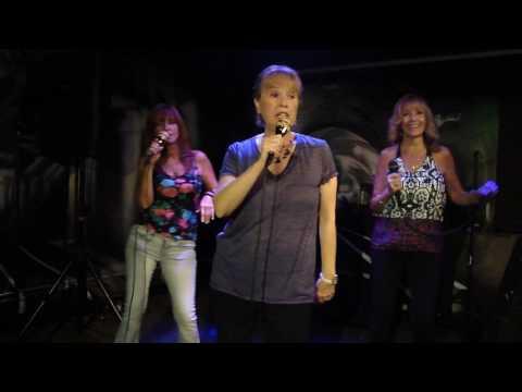 Janet Gershman & The American Rockers singing Papa Loves Mambo KARAOKE I DO NOT OWN NO COPYRIGHT INF