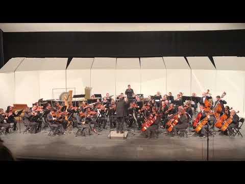 Ualbany symphony orchestra Candide  2018