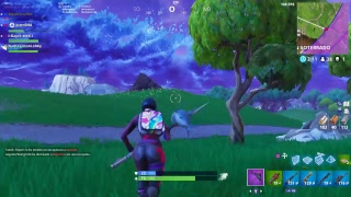 Playing Fortnite with SKIN by DORA LA EXPLORER - Fortnite Live