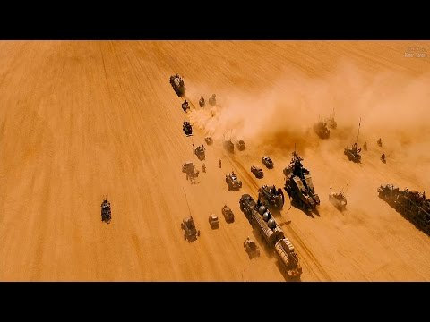 Mad Max: Fury Road (2015) -  Back to the Citadel (6/10) [4K] streaming vf