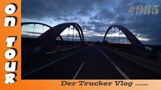 Trucker- Romantik |Vlog #985