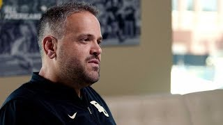 Head coach Matt Rhule moving Baylor football forward | ESPN Stories