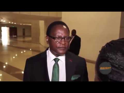 R.t Hon Dr. Chakwera on ZODIAK Interview at parliament