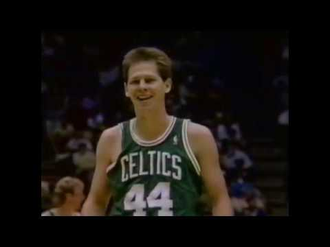 1987 NBA on CBS - Bulls vs Celtics - Playoffs Game 2 Intro