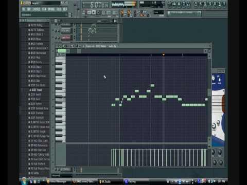 FL Studio Alternative Rock Mix - Regret