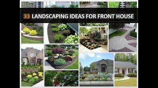 Gambar cover 33 Low-Maintenance Landscaping Ideas for Front House - DecoNatic