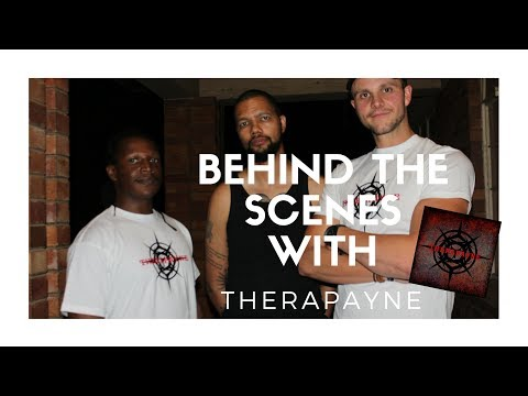 Behind the scenes with: Therapayne // South African Metal