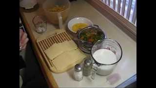 Macaroni Au Fromage Gratin De Lizm.wmv