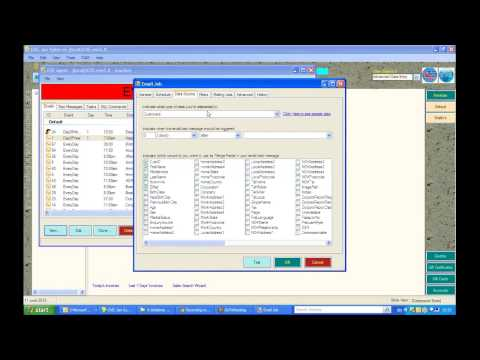 EVE Agent   How to Create Automatic Annual Emails
