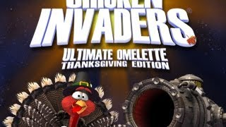 Chicken Invaders 4: Ultimate Omelette Thanksgiving Edition Gameplay & Free Download