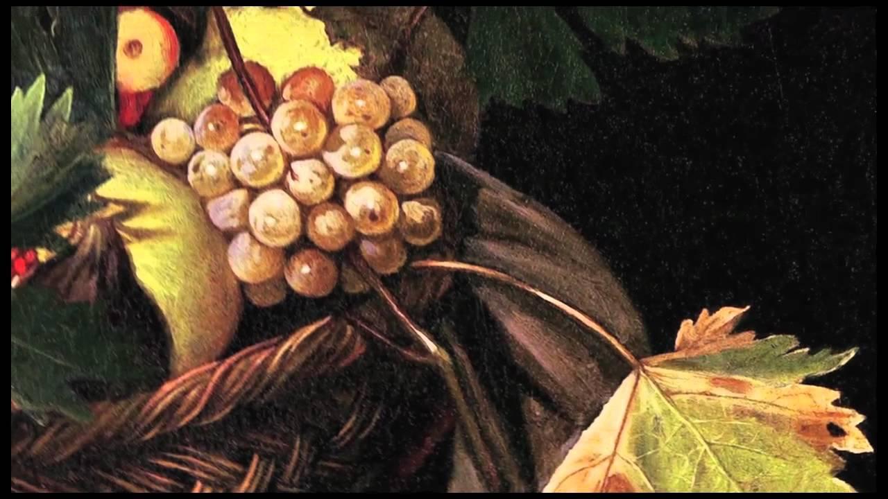Michelangelo Fanciullo Con Canestro Di Frutta Boy With A Basket Of