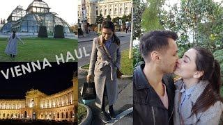 Vienna Haul + Vlogish