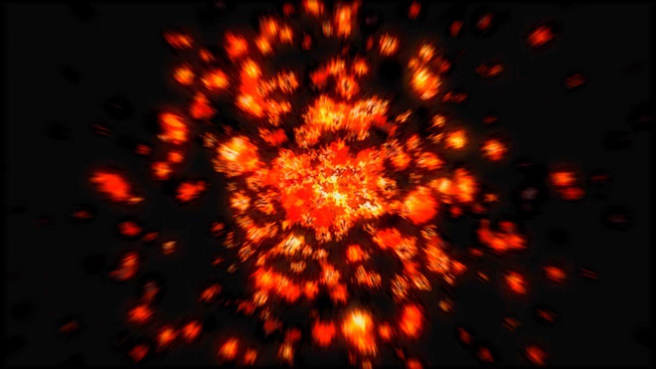 after effects 109 explosiones simples con particulas y