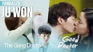 Video [Fan based] 'Attraction of opposites' Ju Won / Good doctor & The Gang Doctor download MP3, 3GP, MP4, WEBM, AVI, FLV November 2018