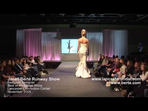 Janell Berté Lancaster Bridal Show (Part 1 of 2)