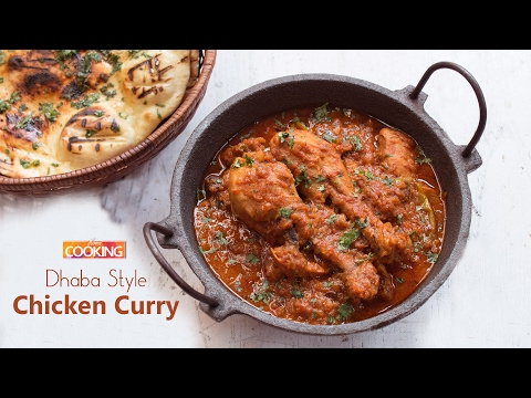 Dhaba Style Chicken Curry  Ventuno Home Cooking