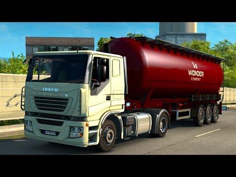 Euro Dream #8 Grande cisterna con Iveco Stralis | Ruta por Scandinavia!