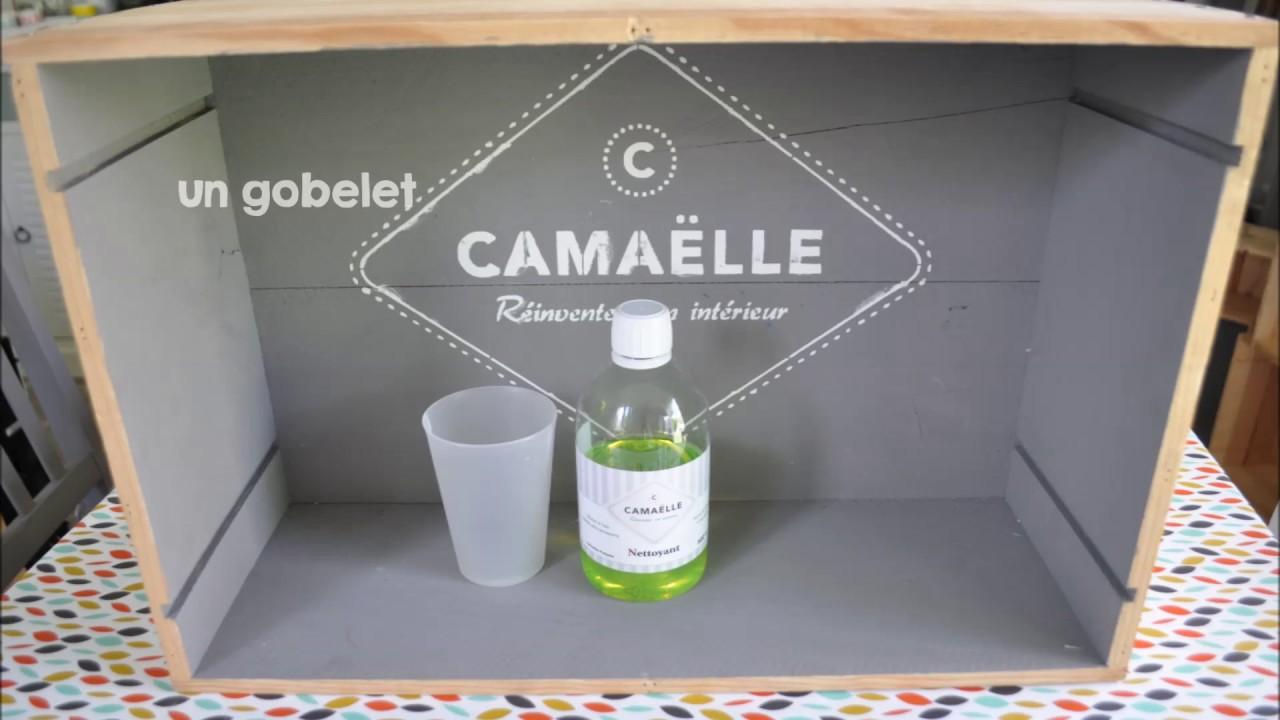 Repeindre Un Meuble Ciré En Blanc tuto#1 : nettoyer son meuble ciré avant relooking