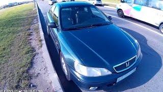 видео Хонда Аккорд с 1998 по 1999 г.в.