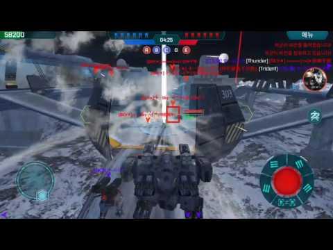 War Robots (WR) GamePlay / Eok Masu
