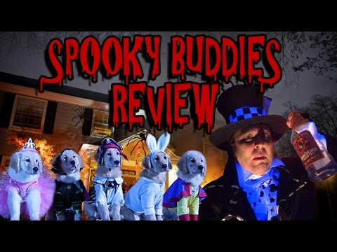Spooky Buddies Review