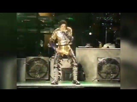 Michael Jackson - Scream - Live Gothenburg...