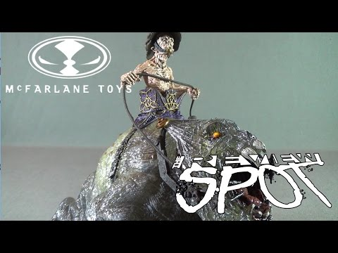Spooky Spot 2016 - McFarlane Toys Twisted Land of Oz Toto Figure