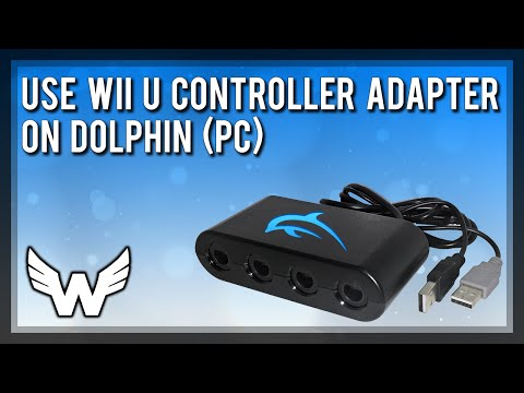 How to Use Wii U Gamecube Adapter on Dolphin (PC)