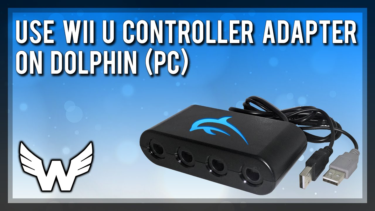 Gamecube Controller Wiring Diagram Connector Wii How To Use U Adapter On Dolphin Pc Youtube Gamepad Schematic Wire
