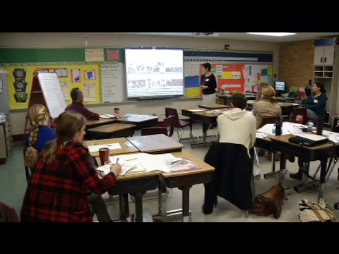 Language immersion teachers deal with training challenges