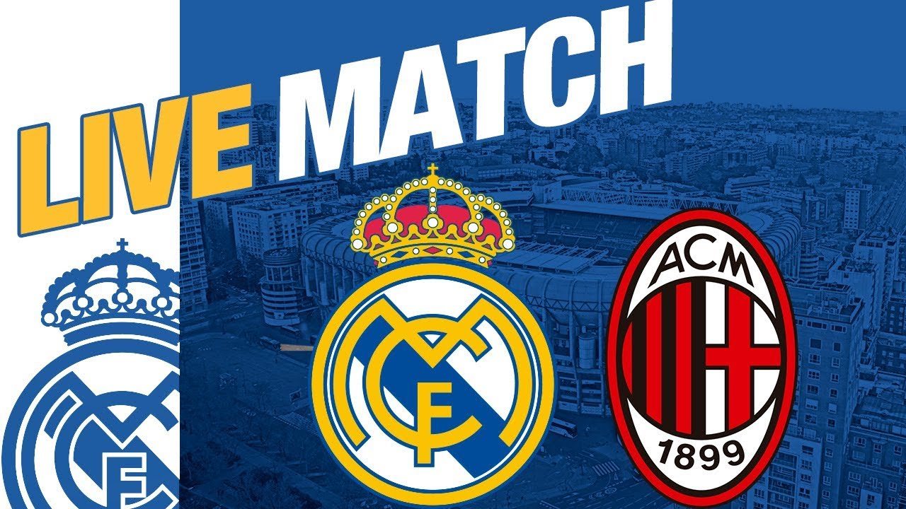 c82ea2177 Real Madrid vs AC Milan 3-1