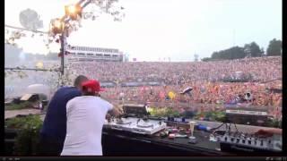 Dimitri Vegas & Like Mike live 1 @ Tomorrowland 2012 (2 days)