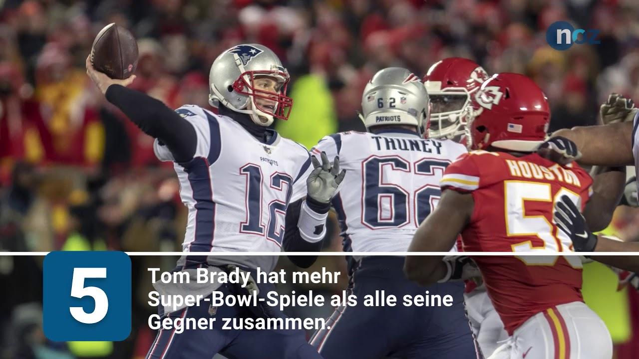 Super Bowl Fakten