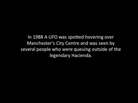 UK Ministry Of Defence Intercept Alien Transmission Between Two UFOs