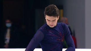 Макар Игнатов Произвольная программа Мужчины Чемпионат России по фигурному катанию 2021