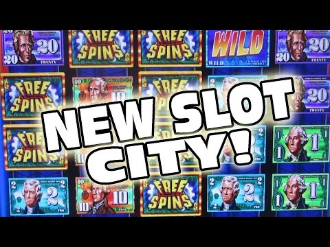 Video Slot casino games play free