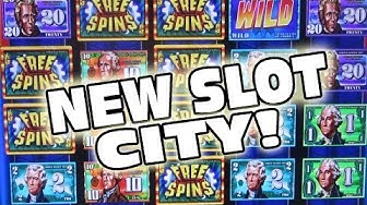 NEW SLOT CITY - NEW GAMES! BIG WINS! NEW SLOTS!!! - New Slot Machine Big Win Bonus Wins