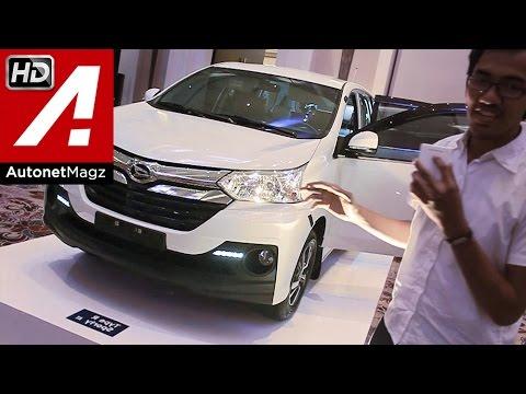 First impression review Daihatsu Great New Xenia baru facelift 2015
