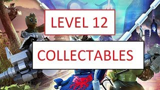 Lego Marvel Super Heroes 2 - Collectibles - Kree Search and Development - Level 12