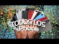 TODOS Los IPHONE En Un VIDEO IPhone 1 Hasta Iphone 11 PRO MAX mp3
