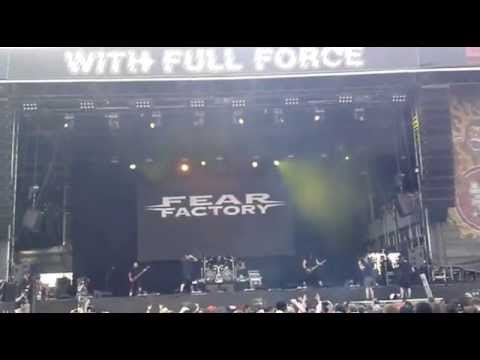 FEAR FACTORY - Linchpin LIVE @ With Full Force 2015