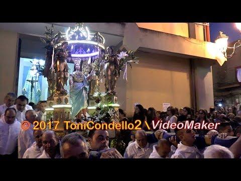Sant'Eufemia d'Aspromonte, Festa della Patrona 2017 - by ToniCondello2
