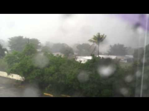 Pop up thunderstorm in Pembroke Pines, FL