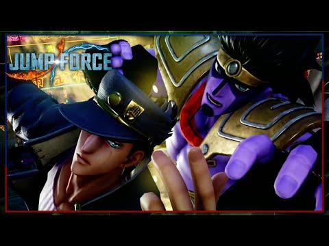 [ES] JUMP FORCE - Launch Trailer - Nintendo Switch
