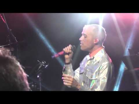 Neon Trees - Sleeping With A Friend live
