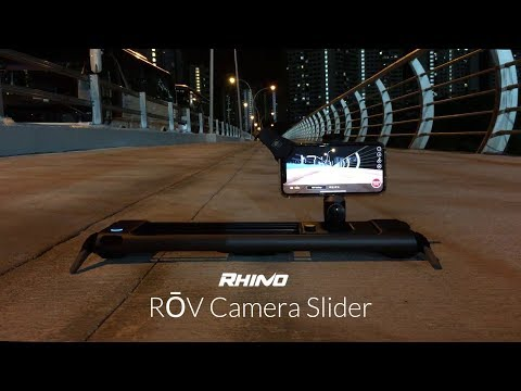 Rhino ROV PRO EVERYDAY Slider - First Run (Test)